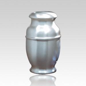 Spun Steel Children Cremation Urn