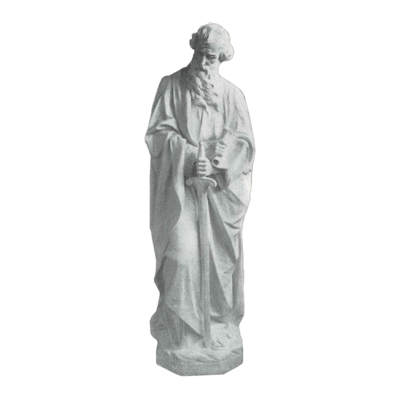 Saint Paul And Sword Granite Statue VII