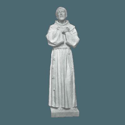 St. Francis Granite Statue