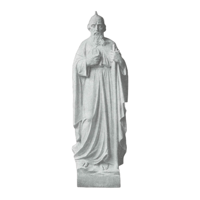 St. Jude Granite Statue