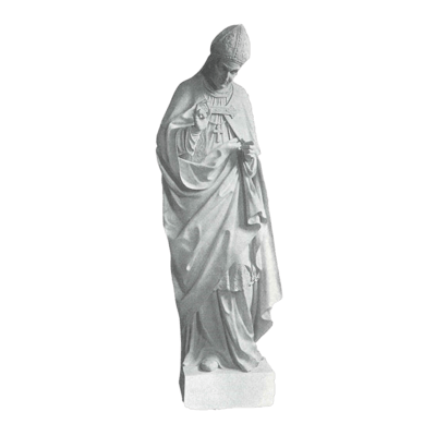 St. Alphonsus Granite Statue