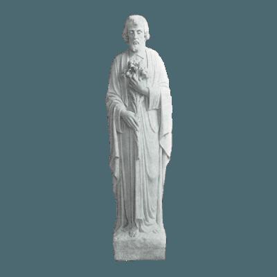 St. Joseph Granite Statue VI