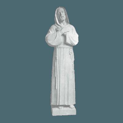 Franciscan Knot Granite Statue