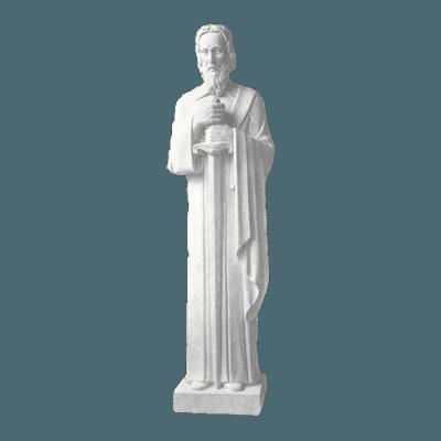 St. Paul Granite Statue