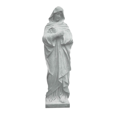Madeleine Granite Statue