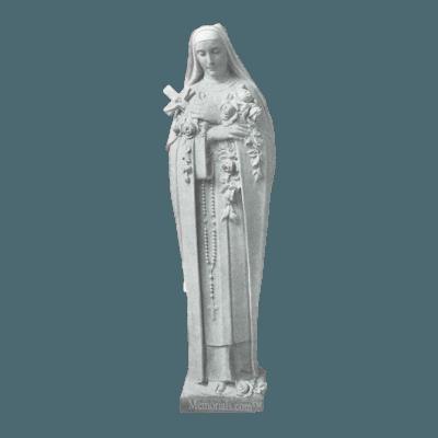 Theresa Granite Statue