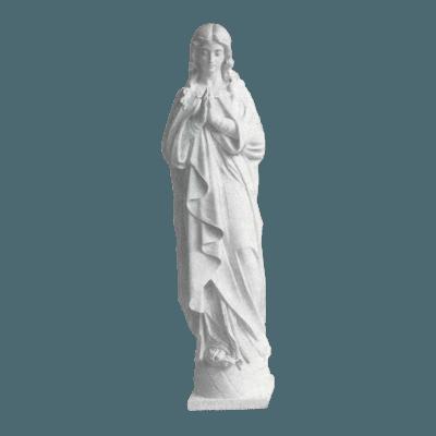 Immaculate Conception Granite Statue