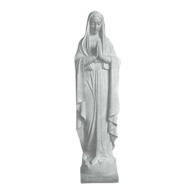 Immaculate Conception Granite Statue II