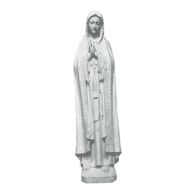 Our Lady Of Fatima Marble Statue