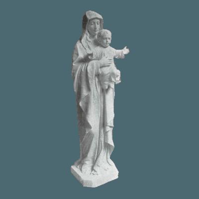 Beloved Child Marble Statue