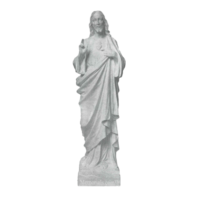 Moment Of Jesus Granite Statue