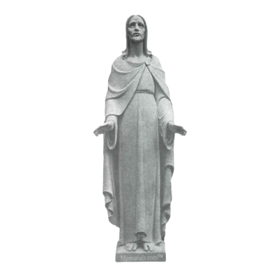 Jesus The Redeemer Marble Statue