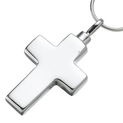 Cross Elegant Cremation Jewelry