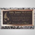 Holy Spirit Bronze Plaque