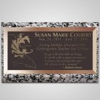 Ocean Adventure Bronze Plaque