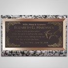 Swallows Bronze Plaque