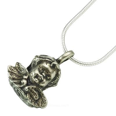 Cherub Keepsake Jewelry Pendant