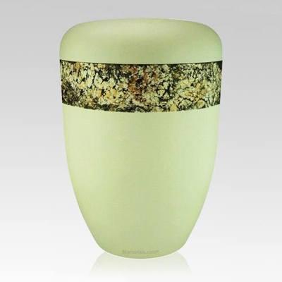 Snakeskin Neutral Biodegradable Urn