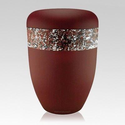 Scarlet Biodegradable Urns