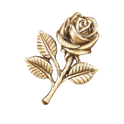 Small Rose Medallion Appliques