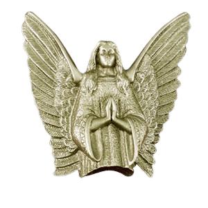 Guardian Angel Medallion Appliques