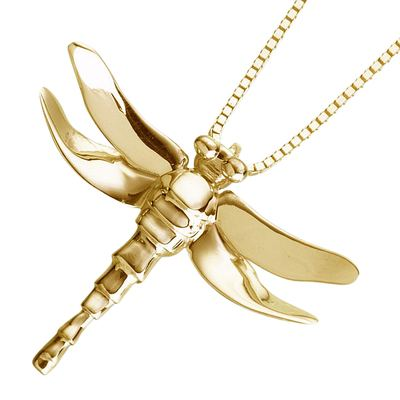 Peace Dragonfly Cremation Jewelry IV