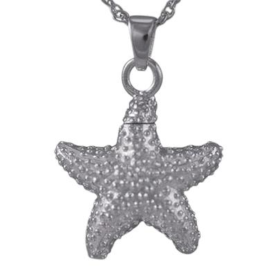 Star Fish Cremation Jewelry
