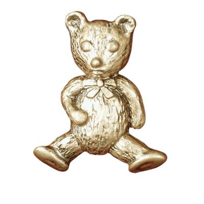 Teddy Bear Medallion Appliques