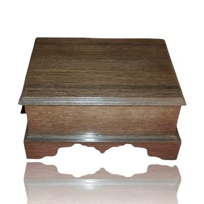 17 Century Bible Cremation Urn