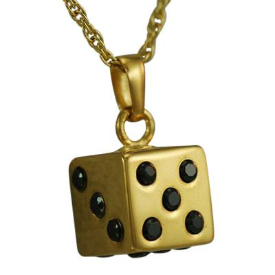 Dice Keepsake Jewelry II