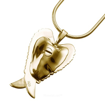 Angel Wings Keepsake Jewelry IV