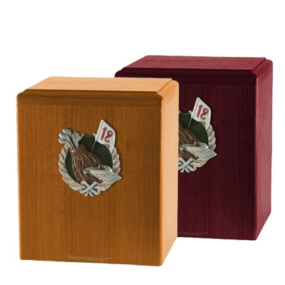 18th Hole Cremation Urns