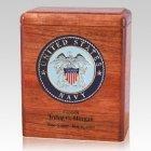 Freedom Cherry Navy Urn