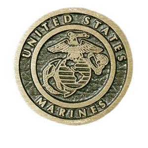 Marines Medallion Appliques
