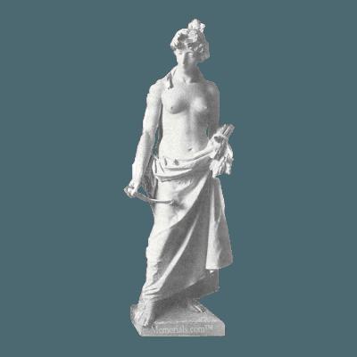 Summer Granite Statue