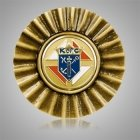 Knights of Columbus Medallion Appliques