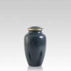 Blue Earthtone Medium Urn