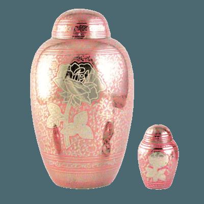 Rose Cremation Urns