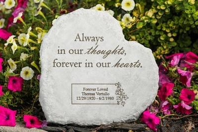 Always Heart Stone