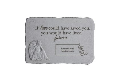 If Love Could Memorial Stone