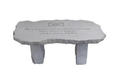 Those We Love Memorial Bench