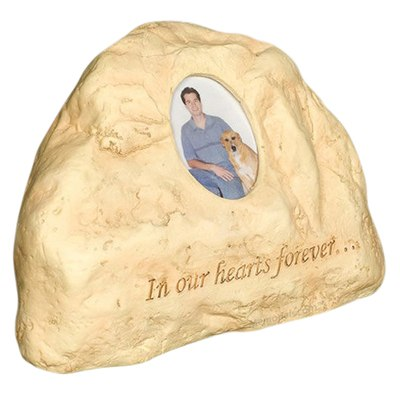 In Our Hearts Forever Pet Urn