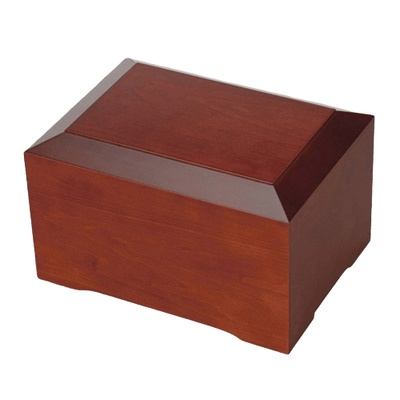 Everlasting Wood Cremation Urn