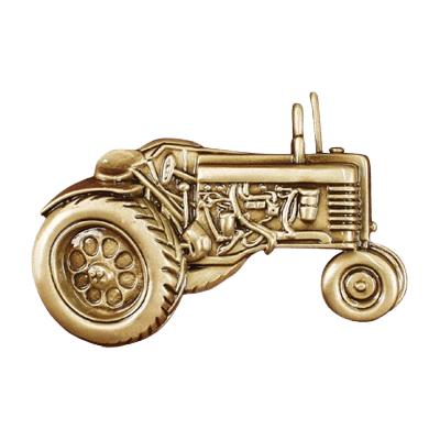 Farm Tractor Medallion Appliques