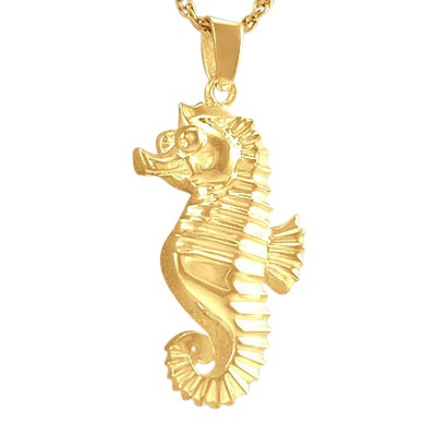 Seahorse Cremation Jewelry II