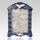 Peace Doves Cloisonne Picture Frame