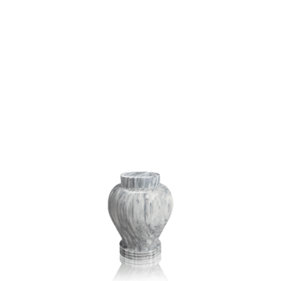 Rambler Small Marble Cremation Urn