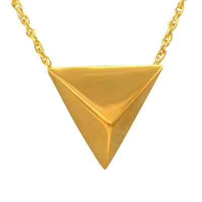 Pyramid Keepsake Pendants IV