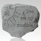 You Are My Sunshine Stone