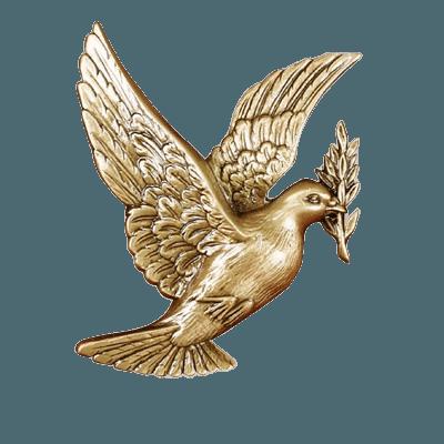 Peace Medallion Appliques